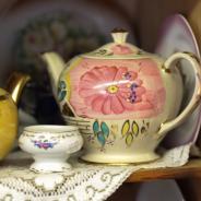 Treasured China and Glassware